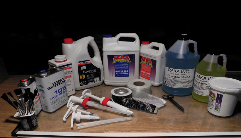 Will Polyester Resin Stick To Epoxy Resin?